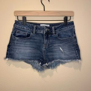 VS Pink Denim Shorts